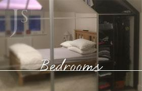 Graphic link to Bedromms page